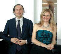 Giacomo Serra e Ilaria Iaquinta